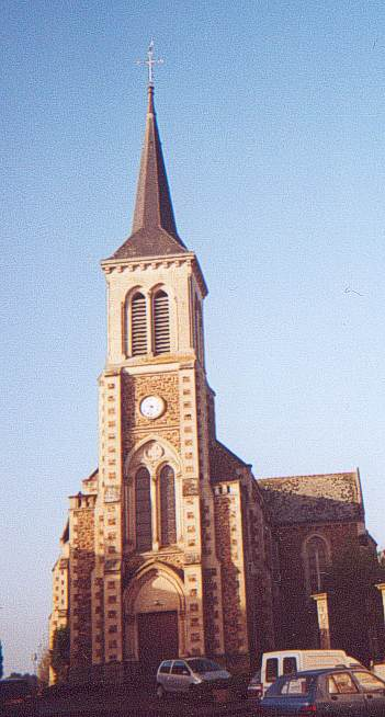 Lu0026#39;u00e9glise Du Genest-Saint-Isle